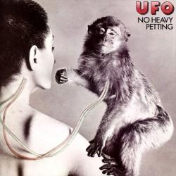 UFO - No Heavy Petting - CD