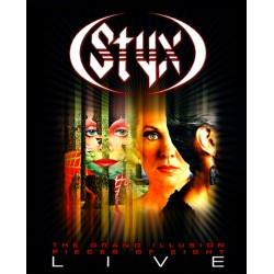 Styx - Grand Illusion / Pieces of Eight Live - DVD