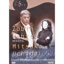 Zubin Mehta - Meets Mitsuko Uchida - DVD