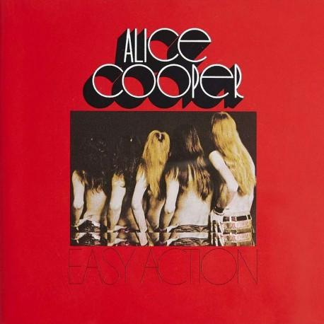 Alice Cooper - Easy Action - CD
