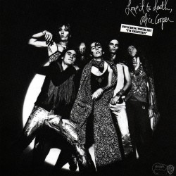 Alice Cooper - Love It To Death - CD