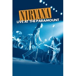 Nirvana - Live At The Paramount - DVD