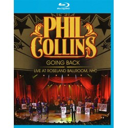 Phil Collins - Going Back Live At Roseland Ballromm, NYC - Blu-ray