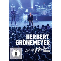 Herbert Gronemeyer - Live At Montreux 2012 - DVD