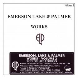 Emerson, Lake & Palmer - Works Volume 2 - 2 CD