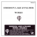 Emerson, Lake & Palmer - Works Volume 2 - 2 CD Digipack