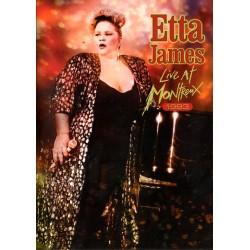 Etta James - Live At Montreux 1975-1993 - DVD