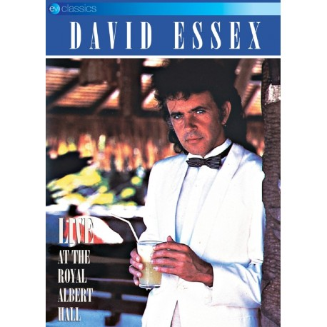 David Essex - Live At The Royal Albert House - DVD