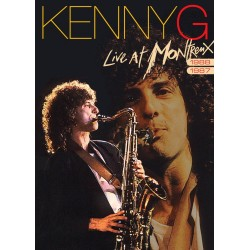 Kenny G - Live At Montreux - DVD