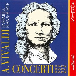Antonio Vivaldi - Concerti - CD