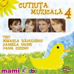 V/A - Cutiuta Muzicala 4 - CD