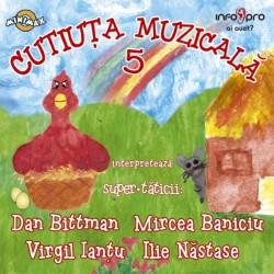 V/A - Cutiuta Muzicala 5 - CD