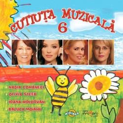 V/A - Cutiuta Muzicala 6 - CD