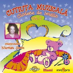 V/A - Cutiuta Muzicala - Cantece de leagan 2 - CD