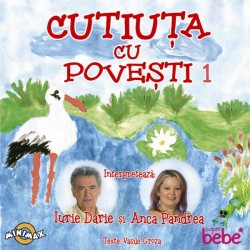 V/A - Cutiuta cu povesti 1 - CD
