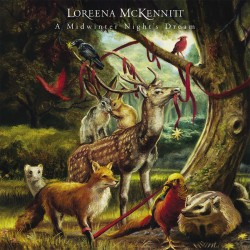 Loreena McKennitt - A Midwinter's Night Dream - CD Digipack