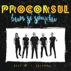Proconsul - Bun si simplu - CD Digipack