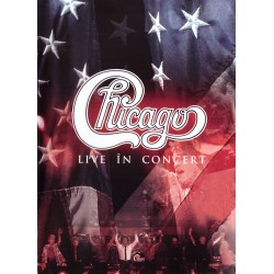 Chicago - Live in Concert - DVD