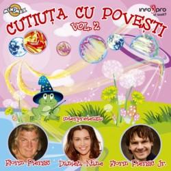 V/A - Cutiuta cu povesti 2 - CD