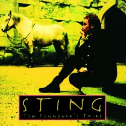 Sting - Ten Summoner's Tales - CD