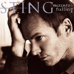 Sting - Mercury Falling - CD