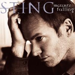 Sting - Mercury Falling - CD