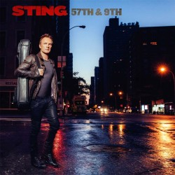 Sting - 57th & 9th - Deluxe CD