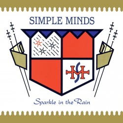 Simple Minds - Sparkle In The Rain - CD