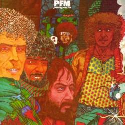 Premiata Forneria Marconi (PFM) - Passpartu' - CD