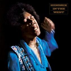 Jimi Hendrix - Hendrix In The West - CD