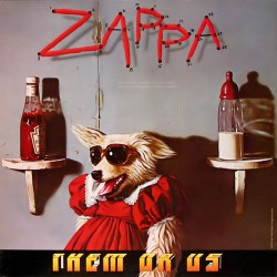 Frank Zappa - Them Or Us - CD