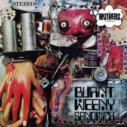 Frank Zappa - Burnt Weeny Sandwich - CD