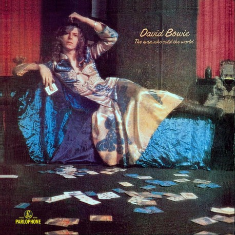 David Bowie - Man Who Sold The World - CD