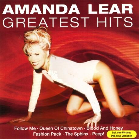 Amanda Lear - Greatest Hits - CD