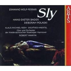 Ermanno Wolf-Ferrari - Sly - oder die Legende vom Wiedererweckten Schlafer - 2CD