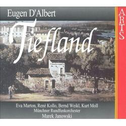 Eugen D'Albert - Tiefland - 2CD