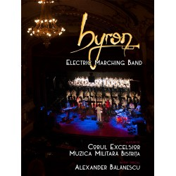 Byron - Electric Marching Band - DVD Digipack