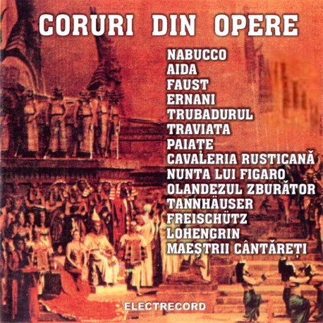 V/A - Famous Choruses From Operas - CD