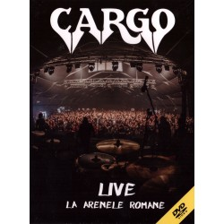 Cargo - Live la Arenele Romane - DVD Digipack