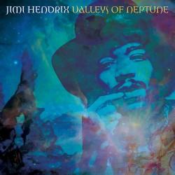 Jimi Hendrix - Valleys Of Neptune - CD