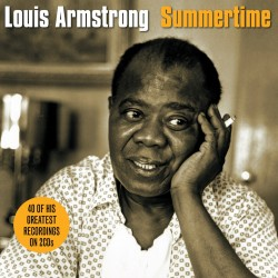 Louis Armstrong - Summertime - 2 CD