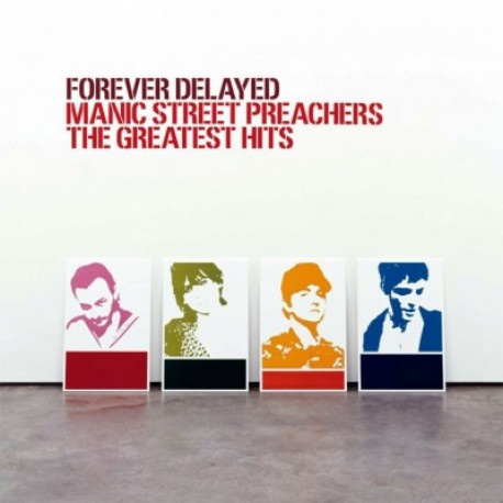 Manic Street Preachers - Forever Delayed - The Greatest Hits - CD