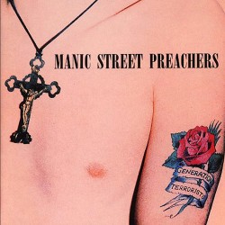 Manic Street Preachers - Generation Terrorist - CD