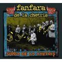 Fanfara de la Chetris - Sirba de la Chetris - CD Vinyl Replica