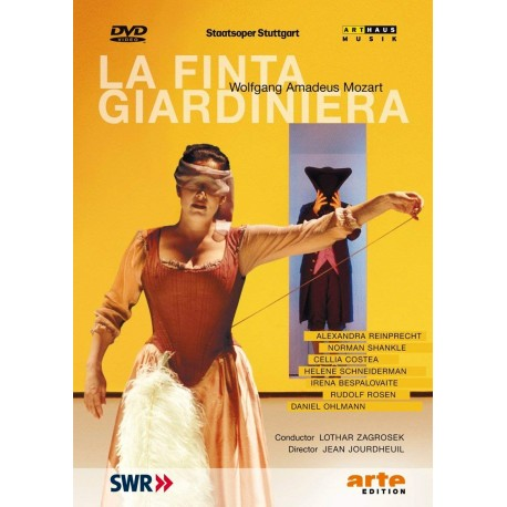 Wolfgang Amadeus Mozart - La Finta Giardiniera 2006 - DVD