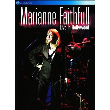 Marianne Faithfull - Live In Hollywood - DVD