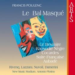 Francis Poulenc - Le Bal Masque - CD