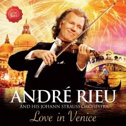 Andre Rieu - Love In Venice - CD + DVD