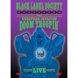 Black Label Society - European Invasion Doom Troopin' Live - 2 DVD