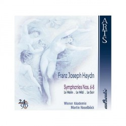 Franz Joseph Haydn - Symphonies Nos. 6-8 - CD